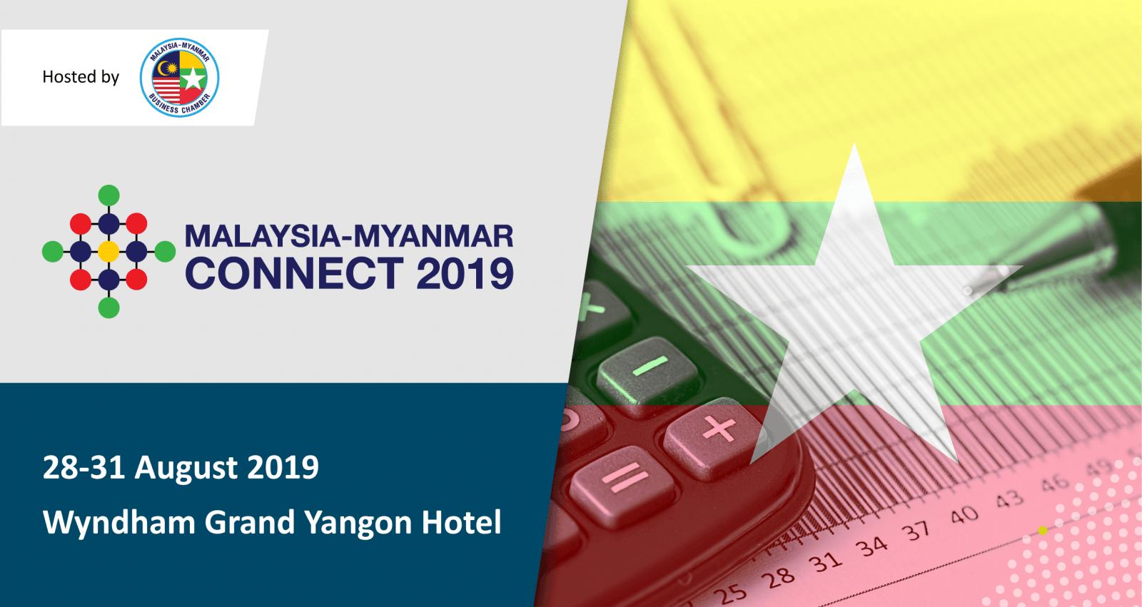 Malaysia-Myanmar Connect 2019